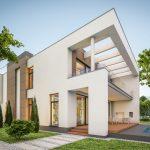 construction d'une maison résidentielle