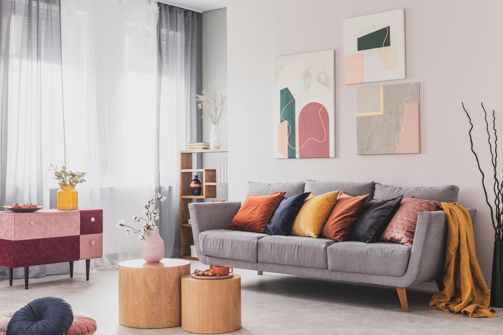 Comment décorer un salon scandinave?